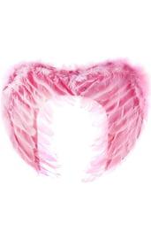 Крылья розовые 45 см