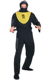 Взрослый костюм японского ниндзя