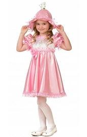 Детский костюм Дюймовочки из сказки