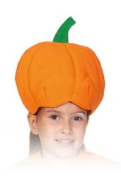 Детская шапка Тыква