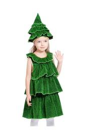 Детский костюм Светящейся Елочки