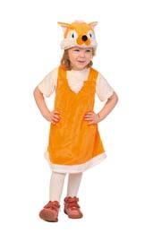 Детский костюм рыженькой Лисы