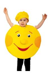 Детский костюм веселого Колобка
