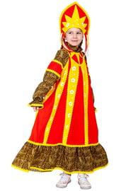 Детский костюм Масленицы