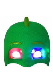 Детская светящаяся маска Гекко
