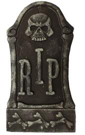 Декоративное надгробие Череп RIP