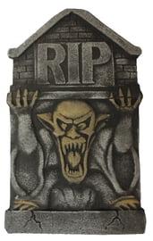 Декоративное надгробие Дьявол