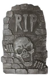 Надгробие Страшный скелет