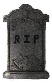 Серебристое блестящее надгробие