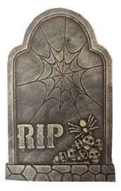 Надгробие с паутиной