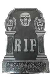 Надгробие Череп и ангелы