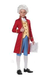 Детский костюм композитора Моцарта