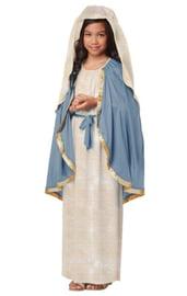 Детский костюм Девы Марии