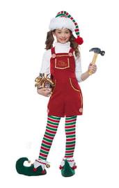Детский костюм Эльфа Умельца