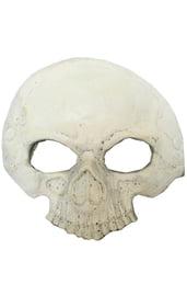 Маска черепа на пол лица