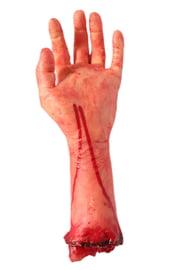 Отрубленная рука