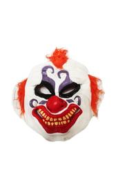 Маска рыжего клоуна