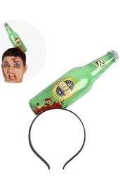 Прикол Бутылка в голове
