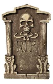 Надгробие Череп RIP