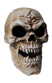 Череп со страшными зубами
