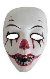 Маска плачущего клоуна