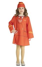 Детский костюм Стюардессы Аэрофлот