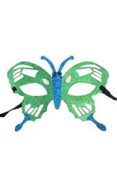 Маска Зеленая Бабочка