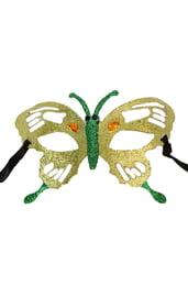 Маска Желтая Бабочка