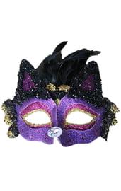 Маска фиолетового Котика