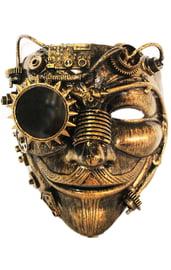Золотая маска Лорда Стимпанк