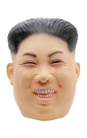 Латексная маска Ким Чен Ына