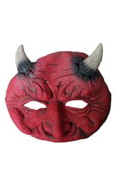 Детская маска дьявола