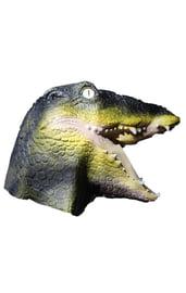 Маска зеленого Динозавра