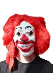 Маска Доброго клоуна