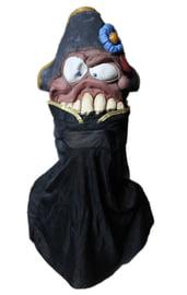 Маска вторая голова Пират