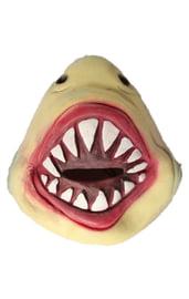 Маска пасть акулы