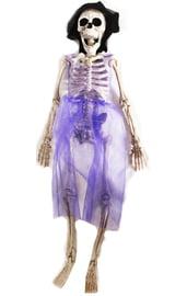 Фигурка Скелет Фиолетовая ведьма