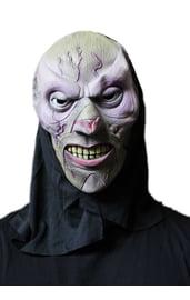 Страшная маска Лицо без кожи