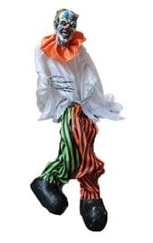 Декорация Зловещий клоун