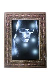Картина с призраком