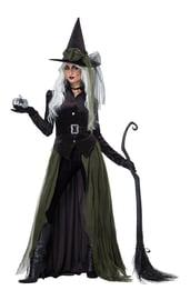 Костюм Загадочной Ведьмы