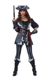 Костюм Безжалостной Пиратки