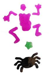 Наклейки Скелет и паук