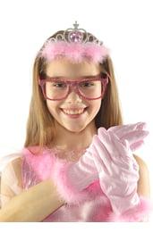 Детский набор принцессы розовый