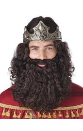 Парик и борода Короля