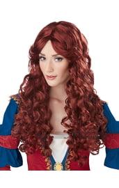 Рыжий парик Джульетты