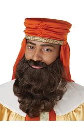 Усы и борода мудреца