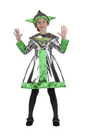 Детский костюм Прекрасной инопланетянки