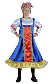 Детский костюм нарядной Аленушки