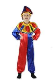 Детский костюм Петрушки в комбинезоне